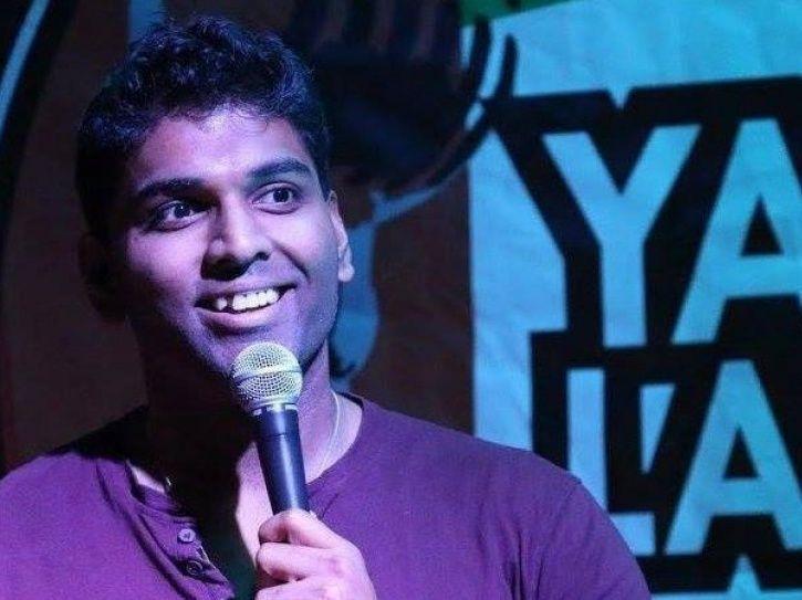 Manjunath Naidu Comedian