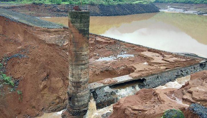 Minister Blames Crabs For Tiware Dam Breach