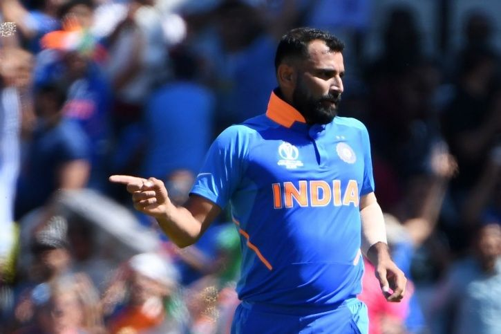 Mohammed Shami is playing well