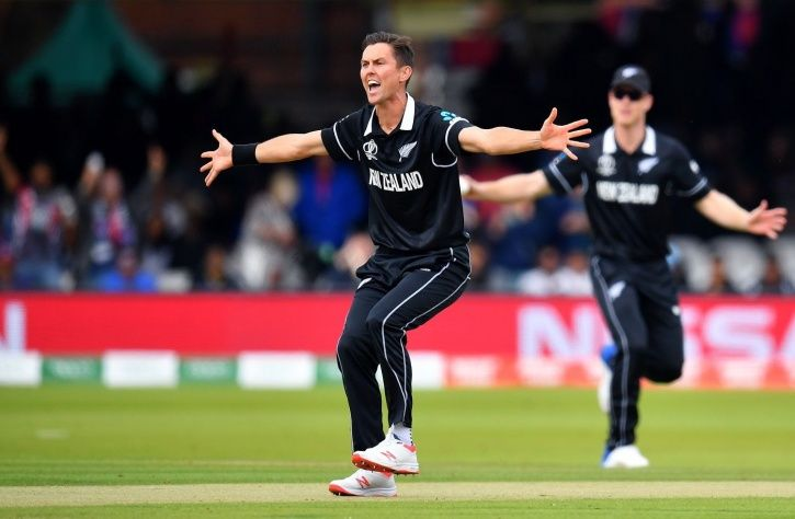 New Zealand lost in the final