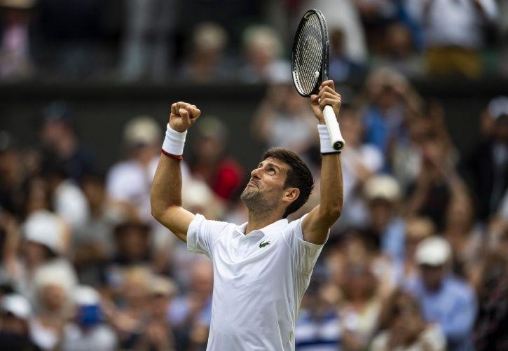 Novak Djokovic has won 16 Grand Slams