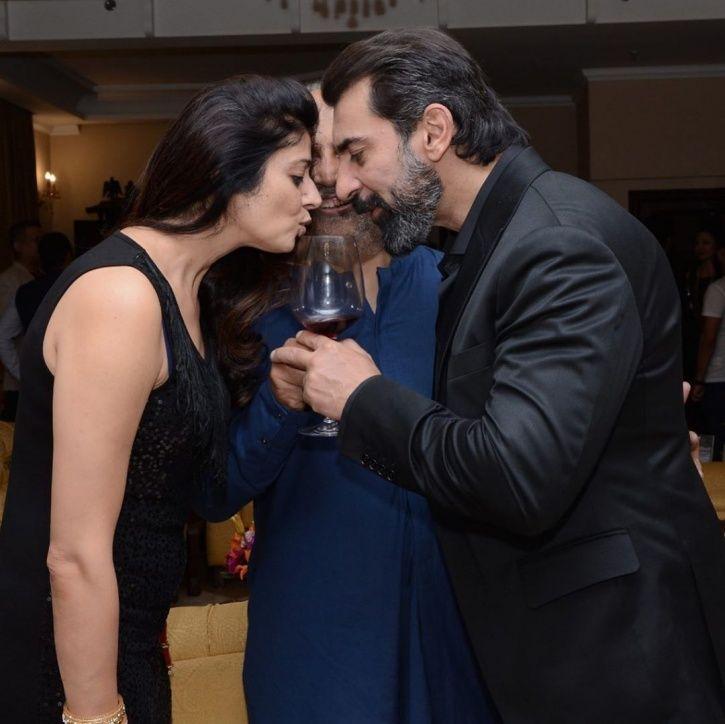 Pooja and Nawab