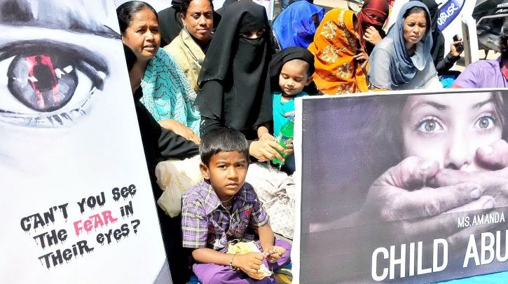 POSCO Now Includes Death Penalty For Child Rapists But India Reluctant To Carry Out Death Sentences