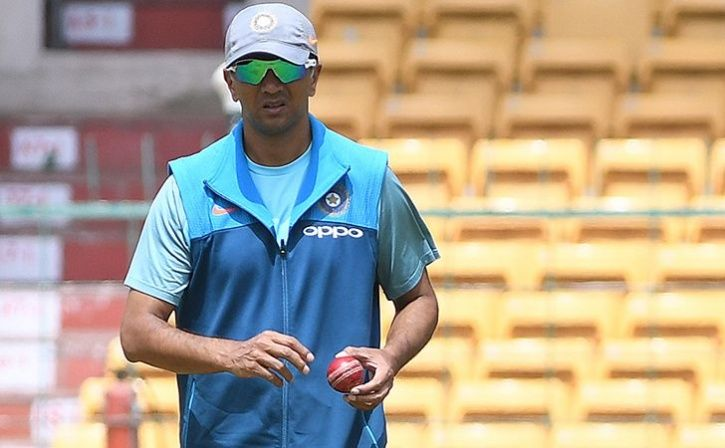 Rahul Dravid Is Now Officially The Head Of Our National Cricket Academy