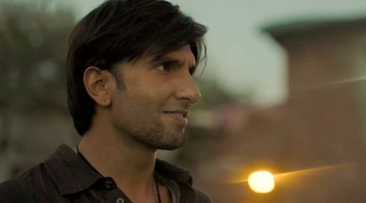 Ranveer Singh An underground rapper who fights all odds to become famous in – Gully Boy