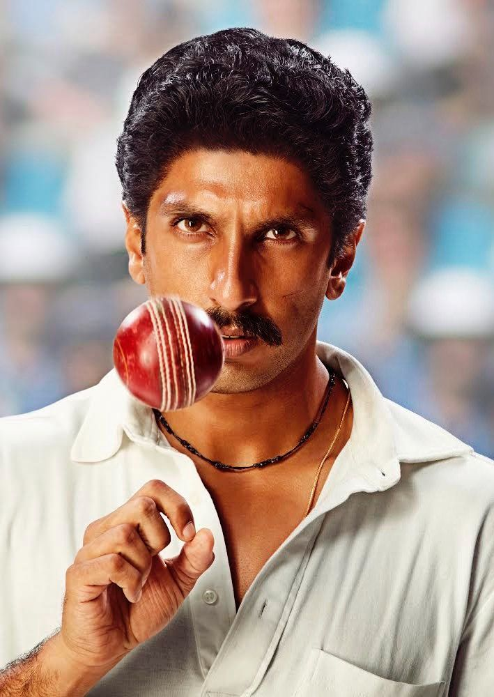Ranveer Singh Bowls Fans & Cricketers Over With His First Looks As Kapil Dev & We're Gushing