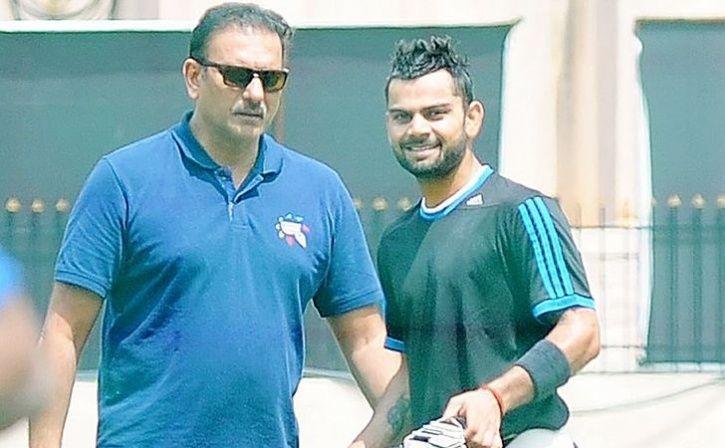 Ravi Shastri is still coach