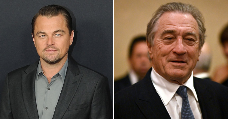 Robert De Niro and Leonardo DiCaprioto star together in Killers of The Flower Moon.