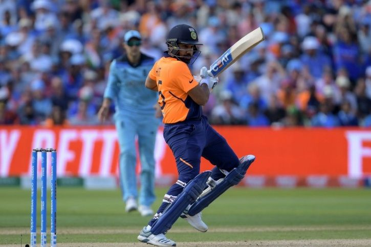 Rohit Sharma has 5 World Cup hundreds
