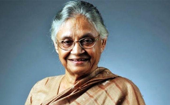 Sheila Dikshit Dies