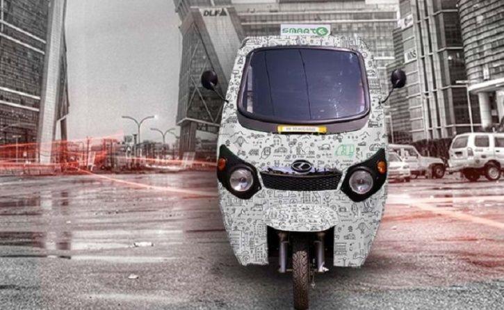 SmartE Funding, Electric Vehicle Startup, EV Startup Funding, EV Last Mile Connectivity, Delhi EV St
