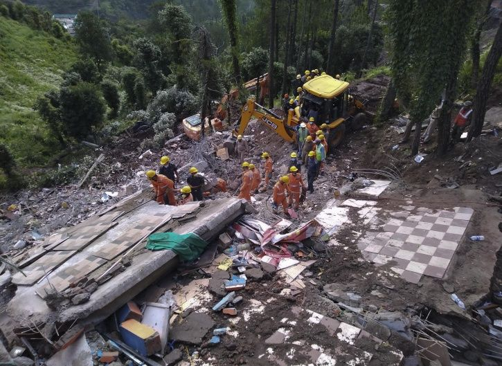Time For Himachal To Wake Up From Catastrophic Slumber Over Haphazard Construction