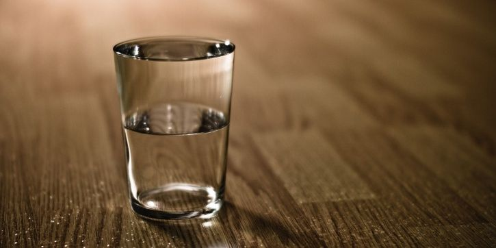 To Combat Water Crisis, Only Half-Filled Glasses Of Water To Be Served At UP Govt Offices