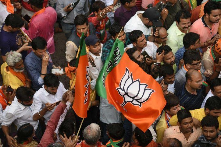 Uttar Pradesh BJP MLA Enrols School Students As Party Members To Boost Numbers