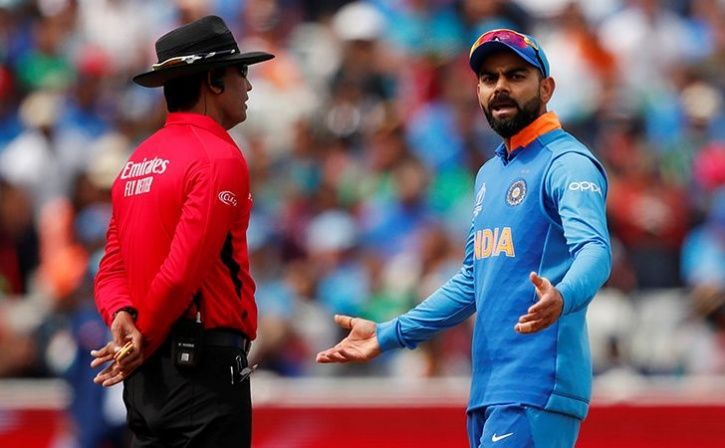 Virat Kohli Really Needs To Stop Appealing Too Much