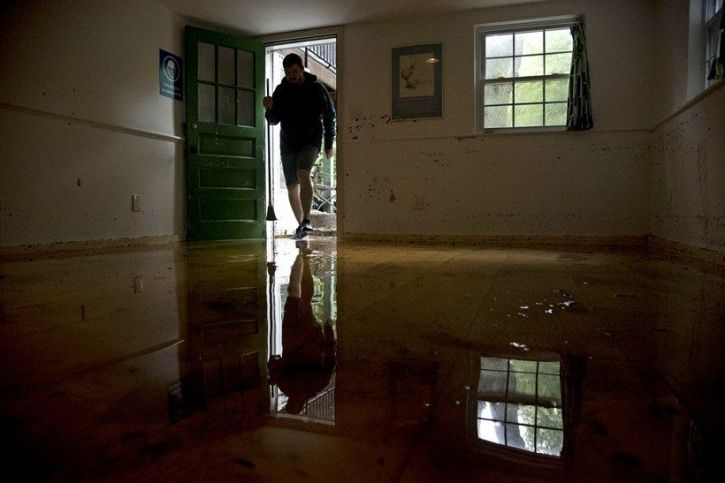 washington rains