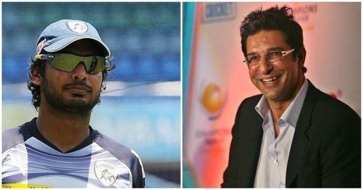 Wasim Akram and Kumar Sanggakara are legends