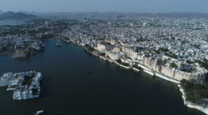 Water crisis in Udaipur