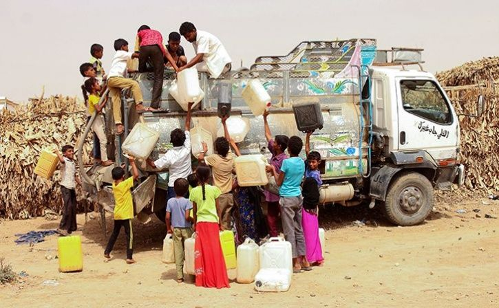 Water Train Set To Relieve Drought Hit Indian City