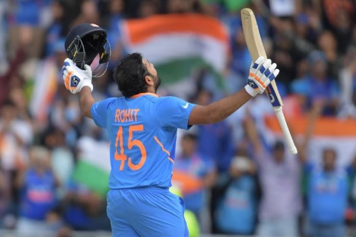 World Cup 2019 Rohit Sharma