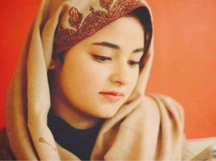 Zaira Wasim's Decision To Quit Bollywood Is Unwelcomed, Not Everyone Is Happy With Her Choice