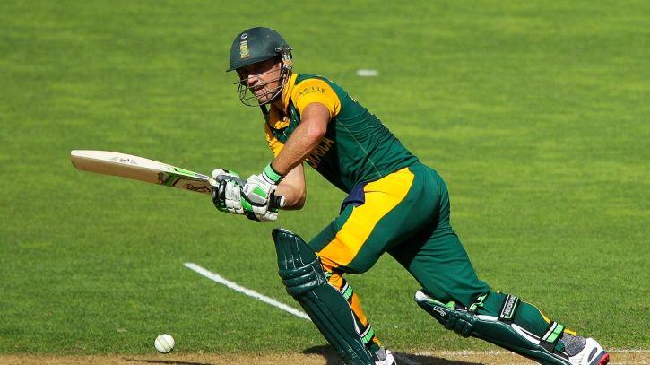 AB de Villiers retired in 2018