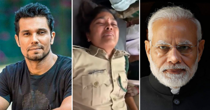 After Villagers Attack Lady Forest Officer In Telangana, Randeep Hooda Appeals To PM Modi For Help