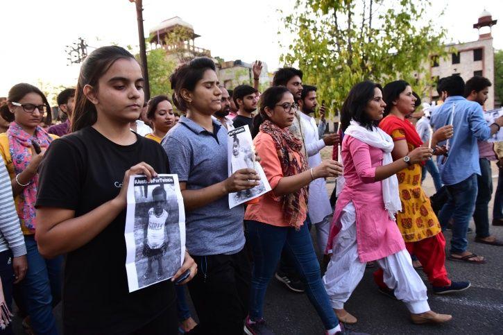 Aligarh Child Murder
