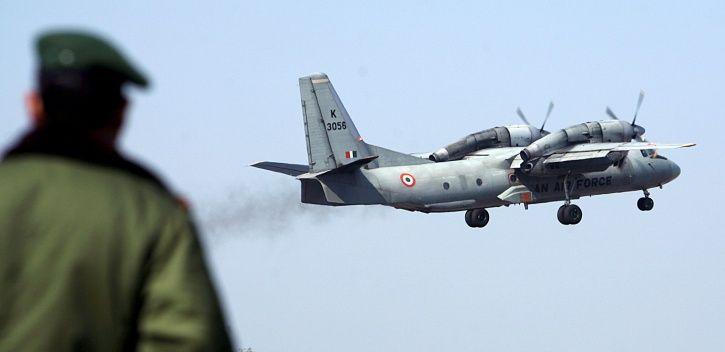 AN-32 IAF