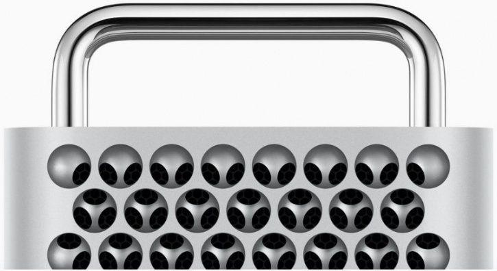 apple mac pro cheese grater design