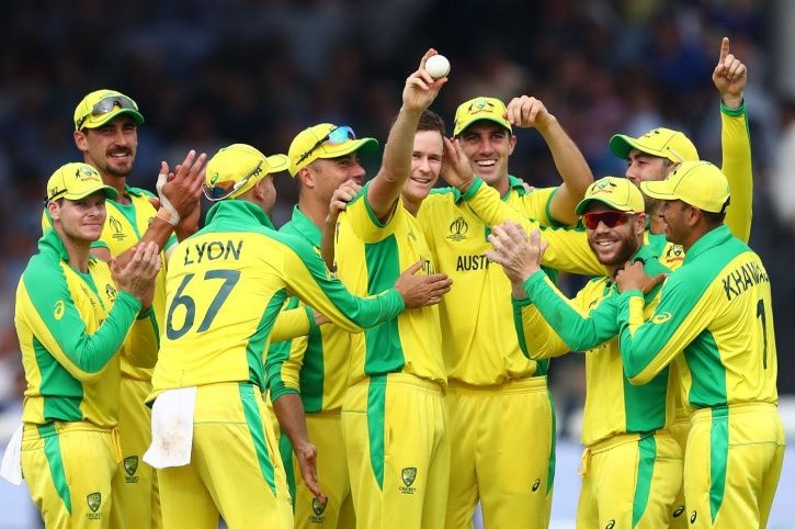 Australia have never lost in the World Cup semfiinal