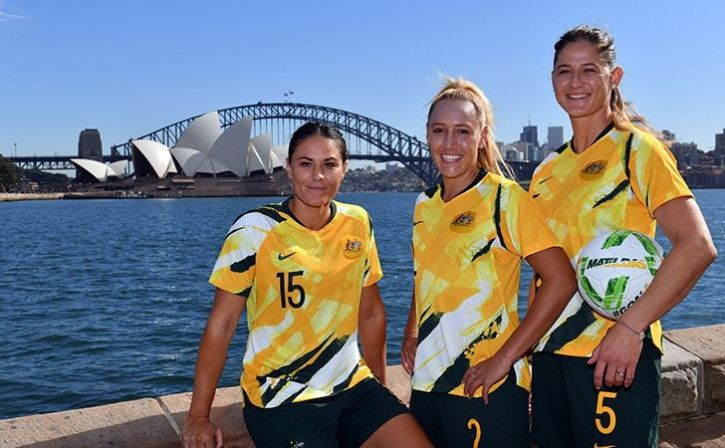 australia women football team