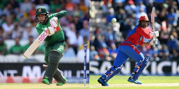 Bangladesh face Afghanistan