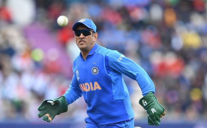 BCCI Asks ICC To Approve Dhoni Gloves With Army Insignia