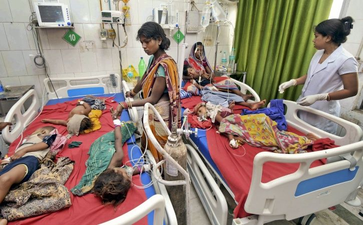 Bihar Lychee deaths