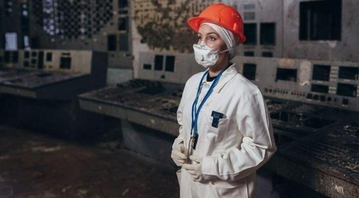 Chernobyl Instagrammers