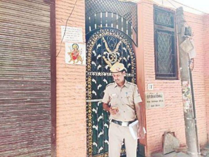Chirag Dilli Murder