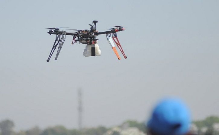 Drone Flies Blood From Remote Village To Uttarakhand Hospital