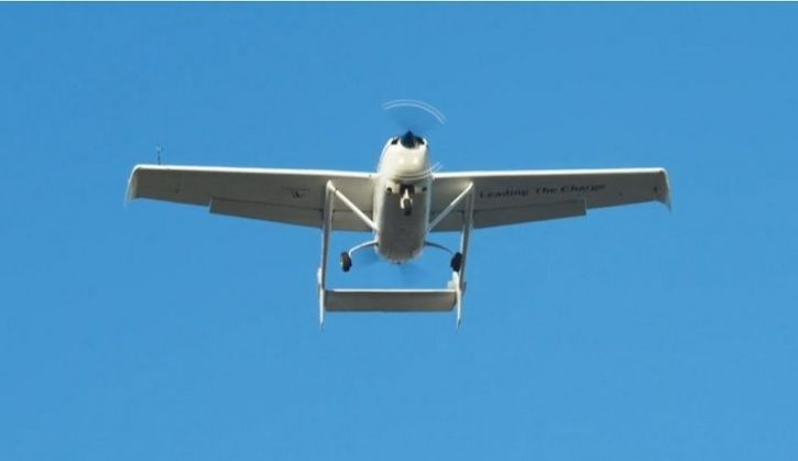 Electric Aircraft, Electric Plane, Hybrid Propulsion System, hybrid-electric aircraft, Ampaire 337,