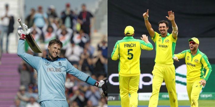England take on Australia