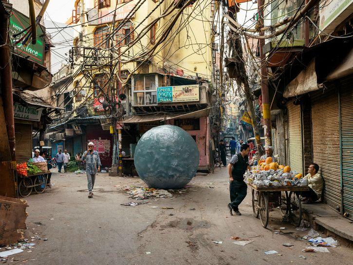 Glacier CGI India