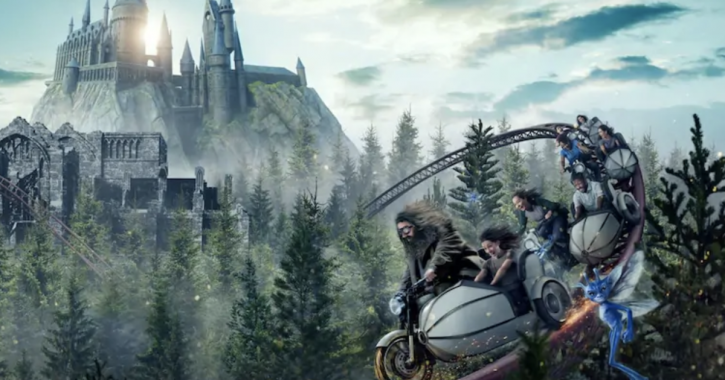 Hagrid Roller Coaster Has Opened In Orlando & It's A Place You Need To Add To Your Bucket List
