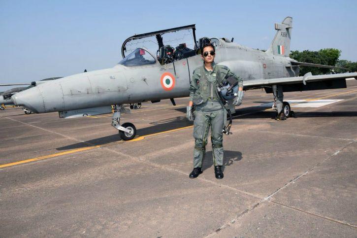 IAF Female Fighter Pilot