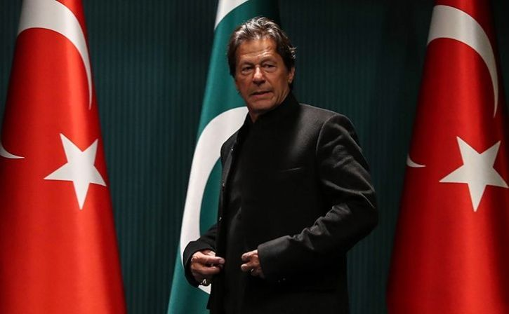 Imran Khan Writes To Modi