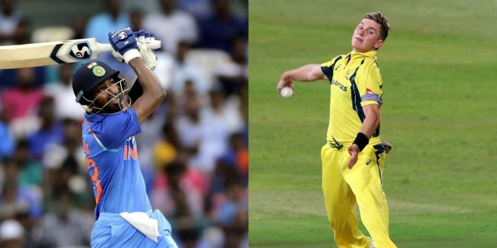 India and Australia face off in the World Cup