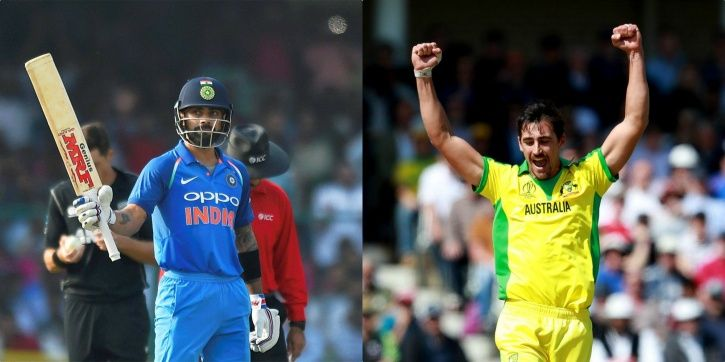 India and Australia have a long World Cup history
