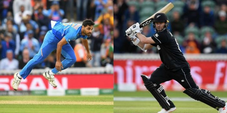 India and New Zealand are both unbeaten
