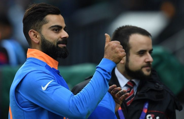 India are yet to lose a game