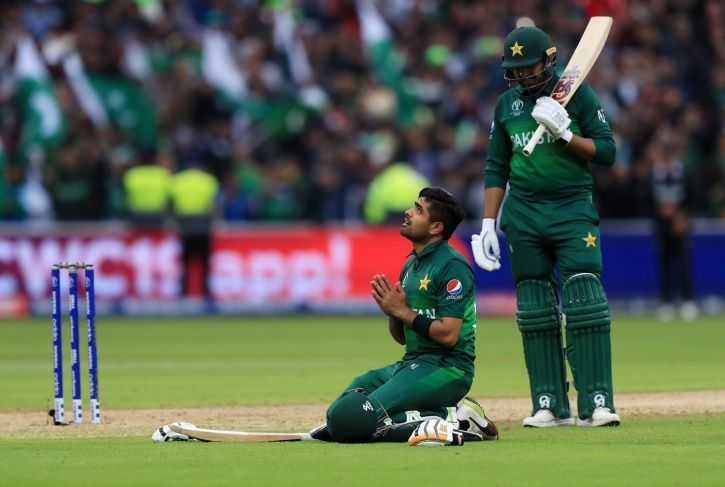 India have a 7-0 record vs Pakistan in World Cups