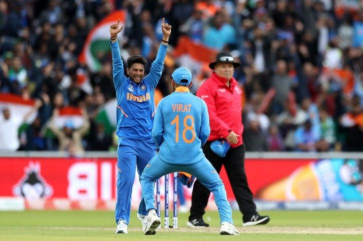 India have never lost to Pakistan in World Cups